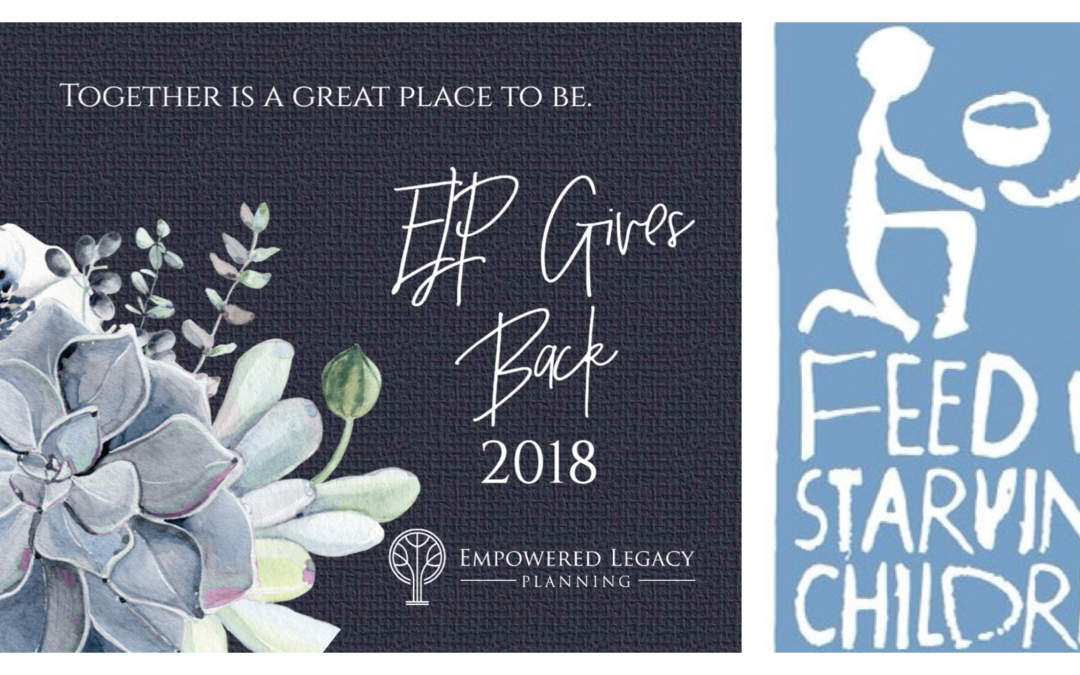 ELP Gives Back 2018